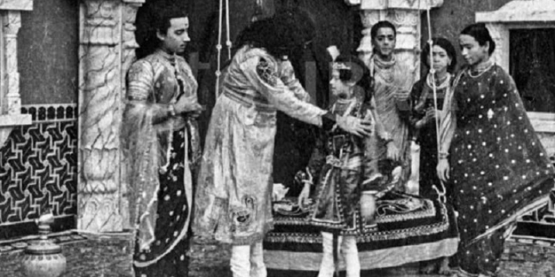 Can you recognize these silent historic movies of Bollywood