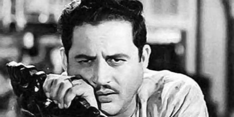 How well you know about one of the greatest film maker Guru Dutt?