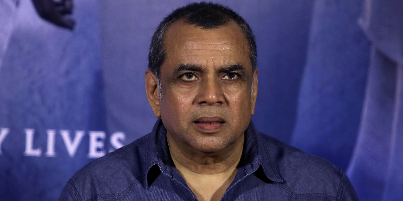 Take this quiz and see how well you know Paresh Rawal ?