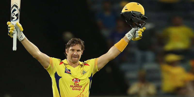 Take this Shane Watson IPL quiz and see how well you know about him?