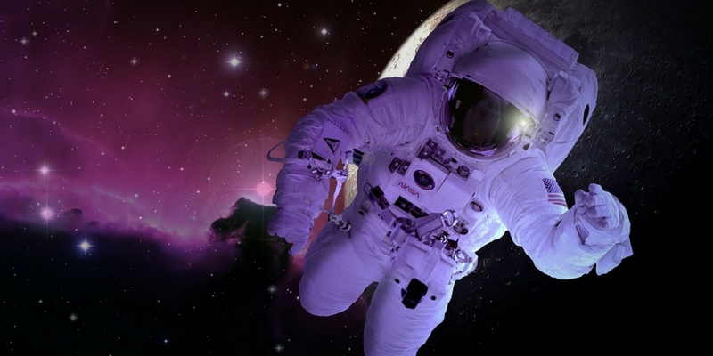 Which famous astronaut do you resemble