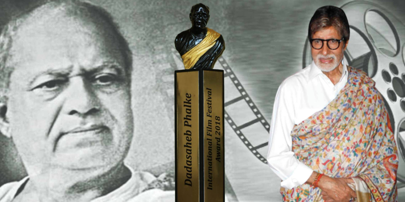 Take this quiz and see in which year movie icons did win Dadasaheb Phalke Award?