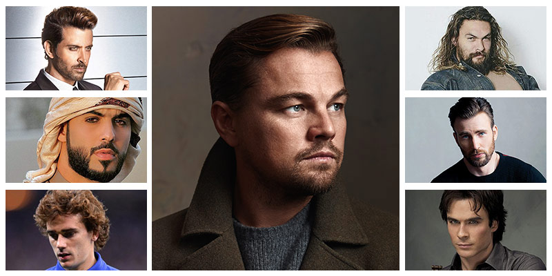 Take this quiz and try to recongnize top 10 Most Beautiful Men in the World According to Science?