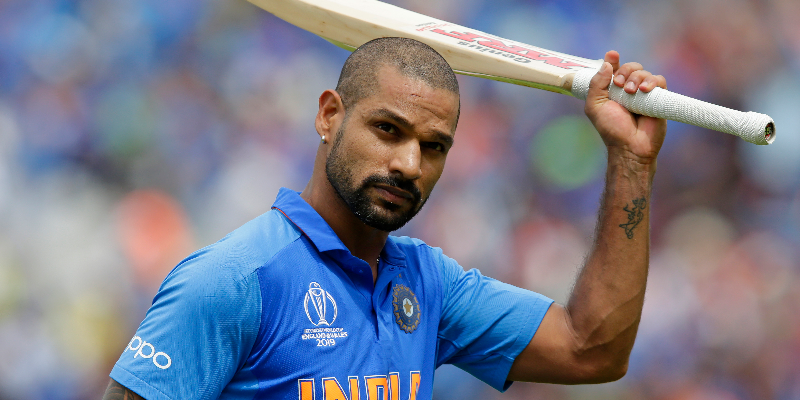 Take this quiz and see how well you know about Shikhar Dhawan?