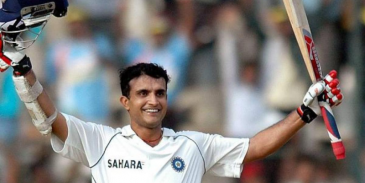 Take this quiz and see how well you know about Sourav Ganguly?