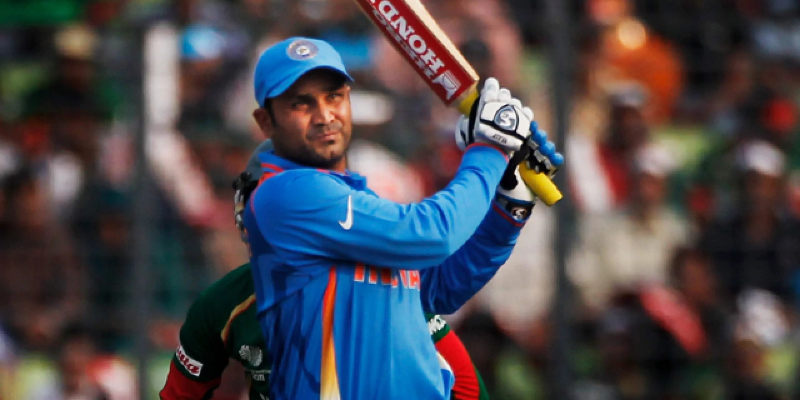 Take this quiz and see how well you know about Virender Sehwag