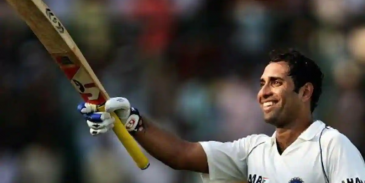 Take this quiz and see how well you know about  VVS Laxman ?