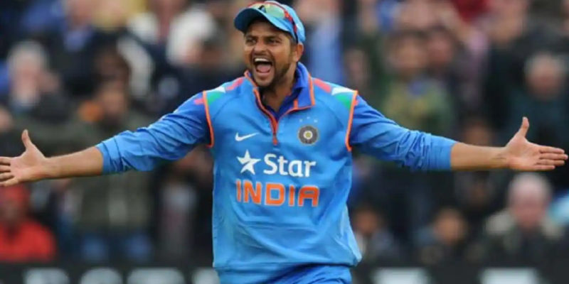 Take this quiz and see how well you know about Suresh Raina ?