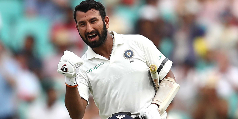 Take this quiz and see how well you know about Cheteshwar Pujara?