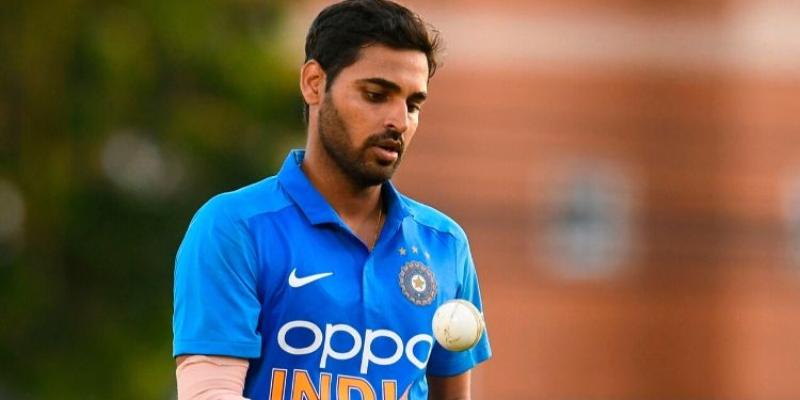 Take this quiz and see how well you know about  Bhuvneshwar Kumar ?