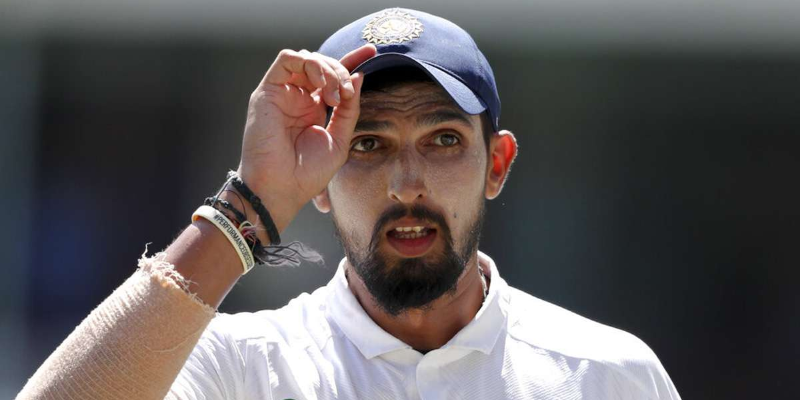 Take this quiz and see how well you know about Ishant Sharma?