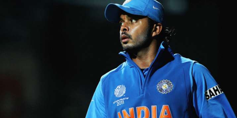 Take this quiz and see how well you know about S. Sreesanth?