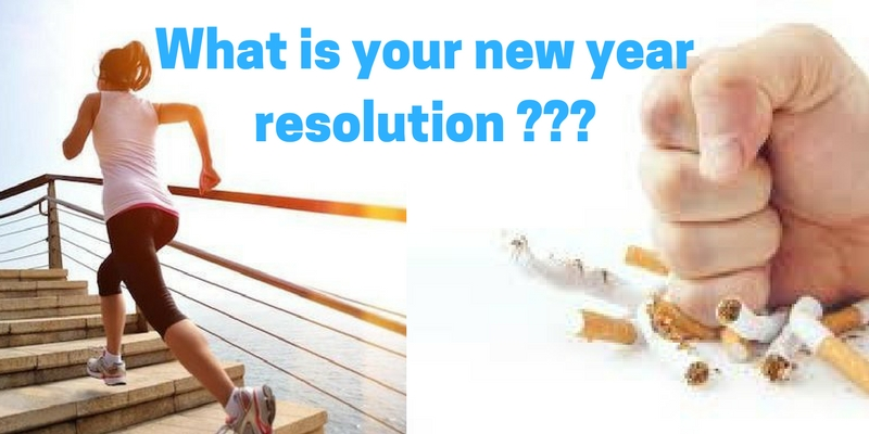 What is your new year resolution