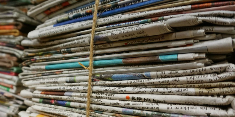Take this quiz and see how well you know about American newspapers?