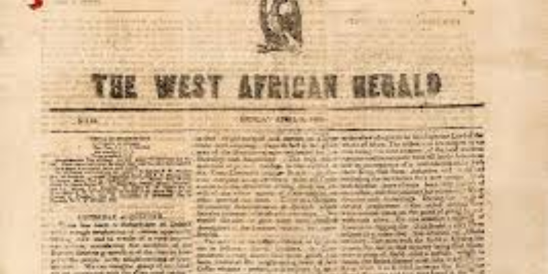 Take this quiz and see how well you know about oldest newspapers of Africa?