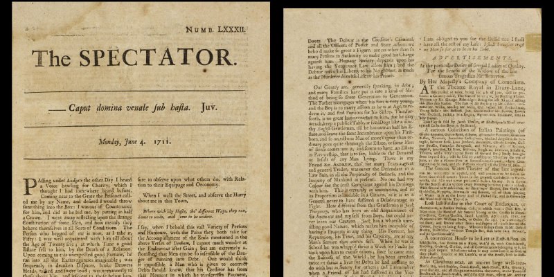 Take this quiz and see how well you know about 18th Century oldest newspapers in Europe?