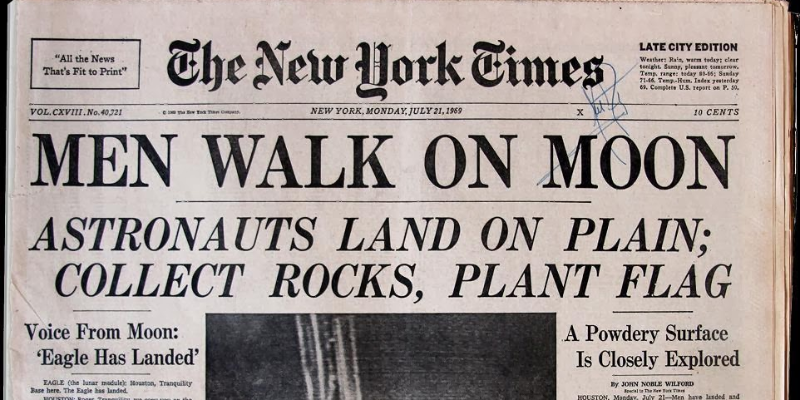 Take this quiz and see how well you know about 19th century newspapers of America?