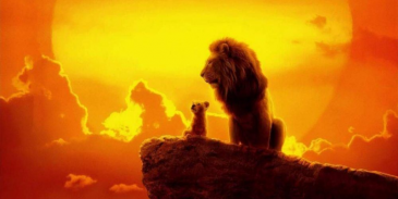 Can you guess the celebrity who voiced the characters in the film The Lion King?
