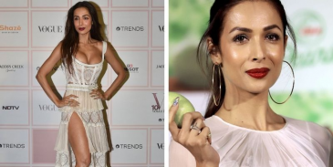 Can you guess the Malaika Arora's Movie from these below movie stills?