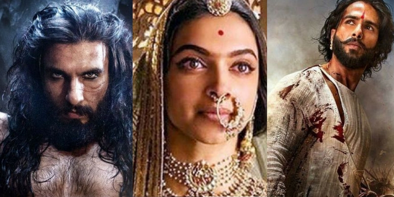 Which Padmavati movie character are you