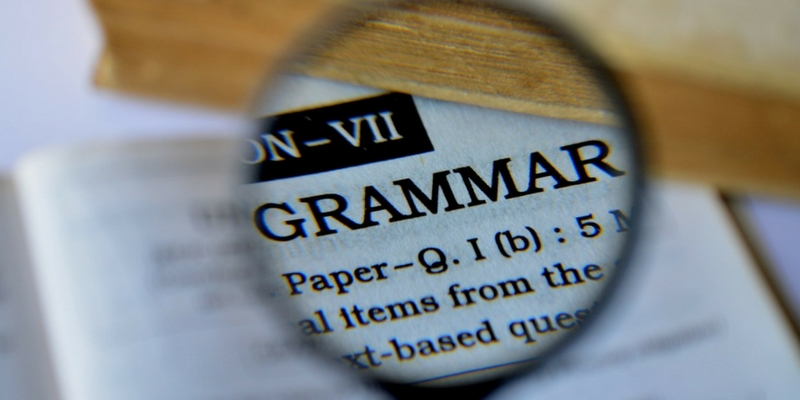 How good are you at English grammar,take this test to know