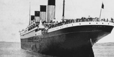 Do you remember about the giant TITANIC,take this questions and see how much memories you have attached to it