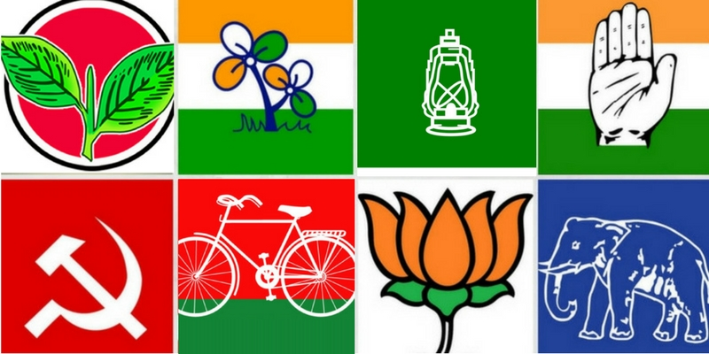 How much you know about the political parties of India, Take this quiz