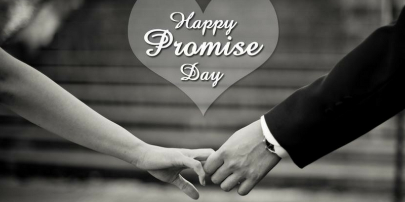 What promise should you take on this Promise Day