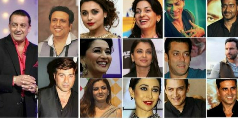 We will guess your favourite Bollywood star from 90s based on these quesstions