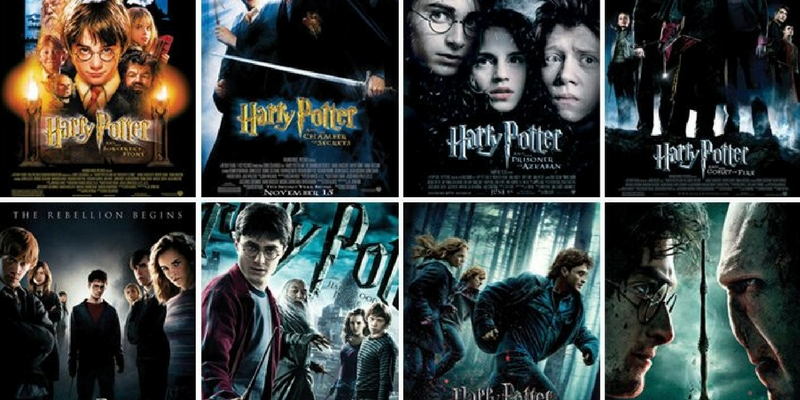 Can we guess your favourite Harry Potter movie