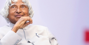 Take this Questions on Dr A. P. J. Abdul Kalam and check how much you know about him