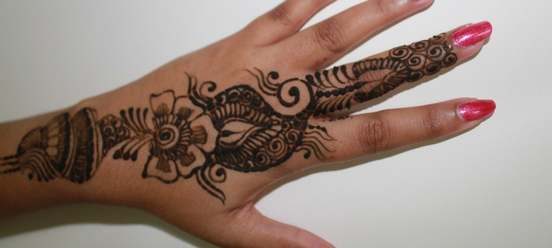 Which mehndi pattern will suit you