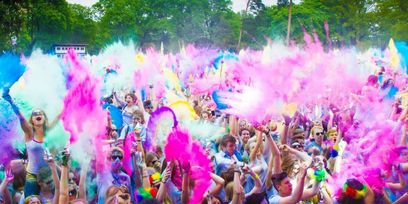 This quiz will test your knowledge about Holi, the color festival of India