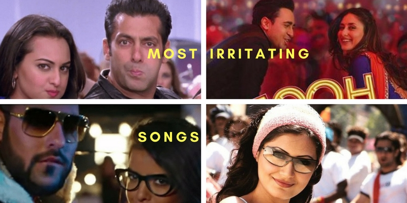 Can we guess the Bollywood song you hate most