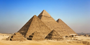 Do you have much knowledge on the pyramids? Play this quiz to check how much you know about it