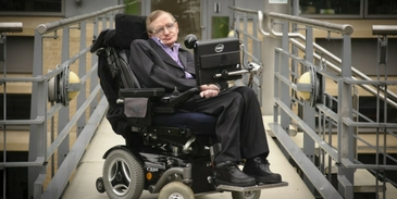 Take this quiz on Stephen Hawking(Man of Physics) and see how much you know about him