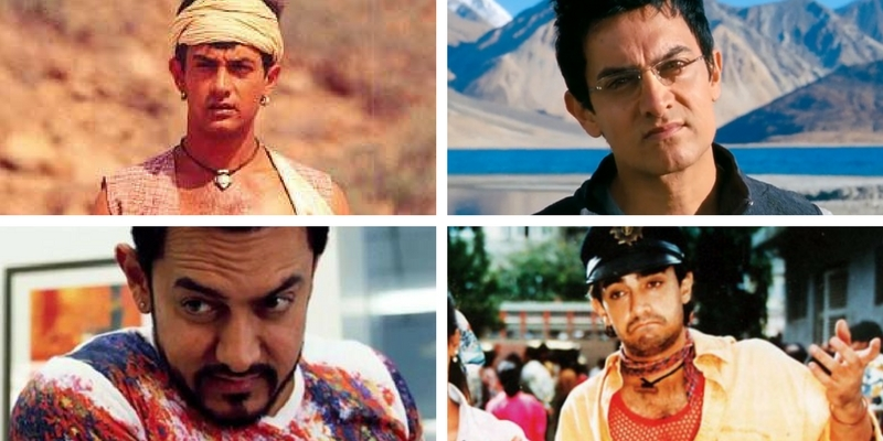 Which Aamir Khan movie character are you