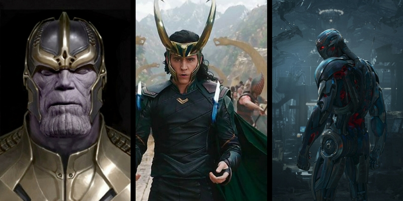 We can guess your favourite Avengers Villain