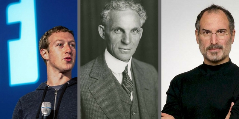 This quiz will tell how much you know about the founder of these famous companies