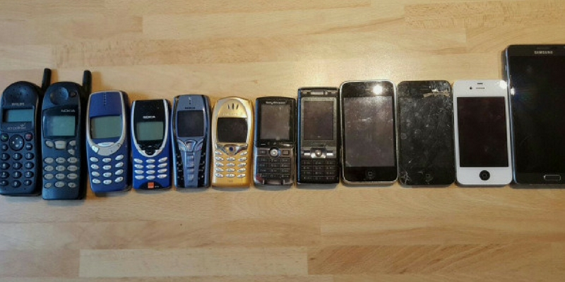 Take this quiz on history of cell phones and see how much you know about it