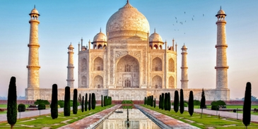 How much do you  know about 'The Taj Mahal'