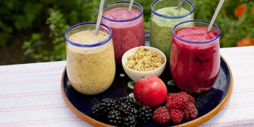 Can we guess your favourite Smoothie based on your food preferences