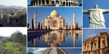 Take these questions on the seven wonders of the world and see how much you know about it