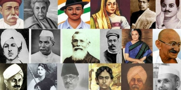 can we guess the freedom fighter that you admire the most