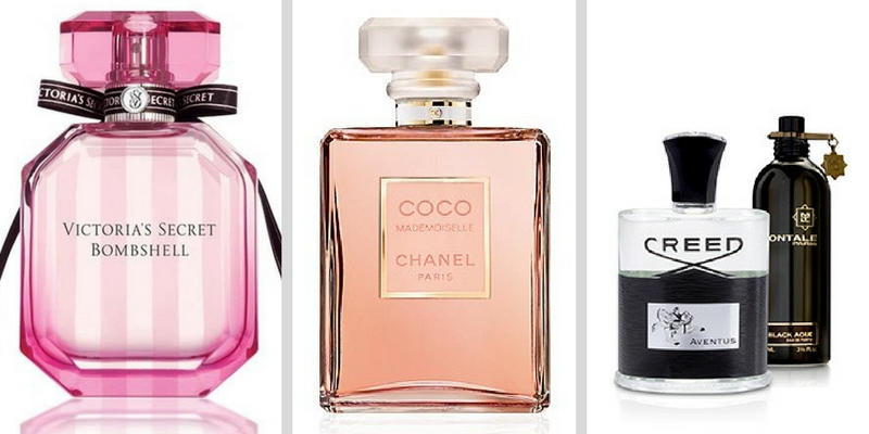 Can we guess your favourite perfume based on the food items