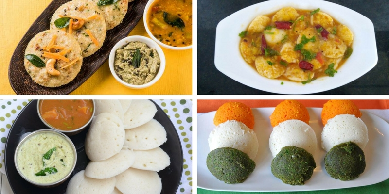 Which idli you should must try in south India