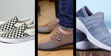 We can guess the type of shoes that you generally prefer