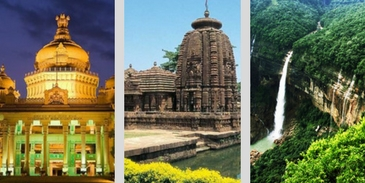 How well do do you know about the nickname of these Indian cities