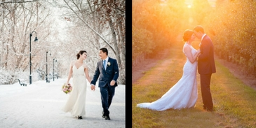 We can guess the season in which you will get married