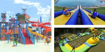 Tell us about the water park activities and we will guess your Summer trip of this year